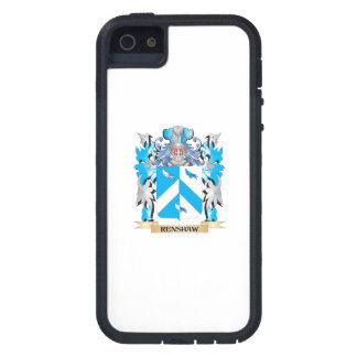 Renshaw Coat of Arms - Family Crest iPhone 5 Cover