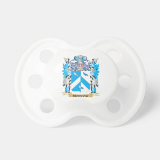 Renshaw Coat of Arms - Family Crest BooginHead Pacifier