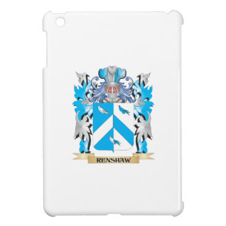 Renshaw Coat of Arms - Family Crest iPad Mini Cases
