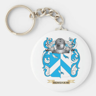 Renshaw Coat of Arms Family Crest Key Chain