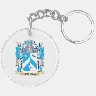 Renshaw Coat of Arms - Family Crest Acrylic Keychains