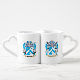 Renshaw Coat of Arms - Family Crest Lovers Mug