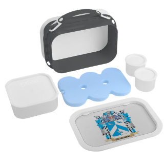 Renshaw Coat of Arms - Family Crest Yubo Lunchbox