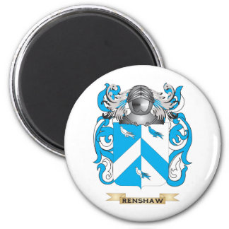 Renshaw Coat of Arms (Family Crest) Magnets