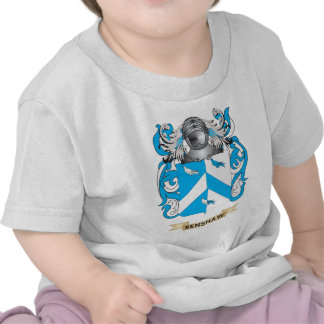 Renshaw Coat of Arms (Family Crest) T Shirt