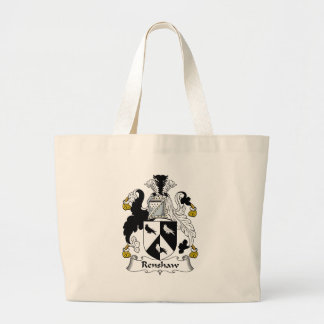 Renshaw Family Crest Bag