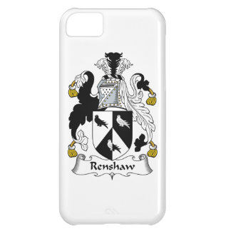 Renshaw Family Crest Case For iPhone 5C