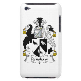 Renshaw Family Crest Case-Mate iPod Touch Case