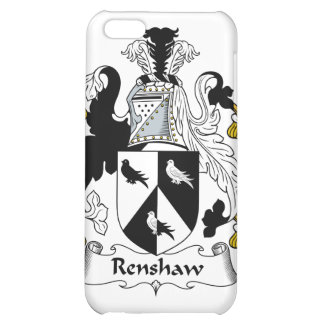 Renshaw Family Crest Cover For iPhone 5C
