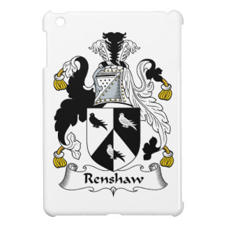 Renshaw Family Crest Case For The iPad Mini