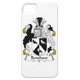 Renshaw Family Crest iPhone 5 Cover