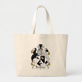 Renshaw Family Crest Bag