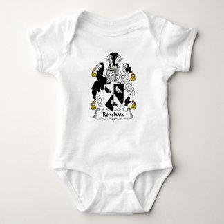 Renshaw Family Crest Tee Shirts