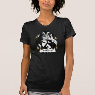 Renshaw Family Crest Tshirts