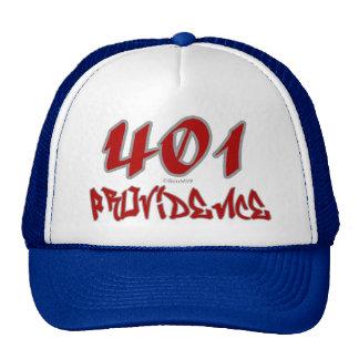 Rep Providence (401) Trucker Hats