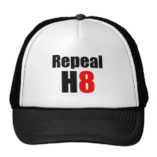REPEAL PROP 8 / REPEAL H8 HAT