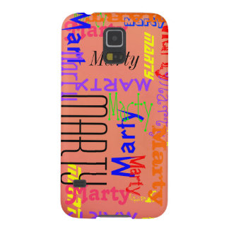 Repeating Name Collage Cases For Galaxy S5