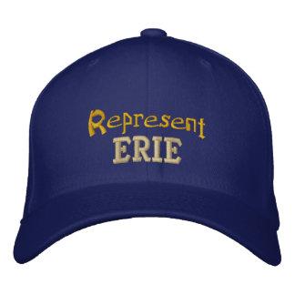 Represent Erie Cap