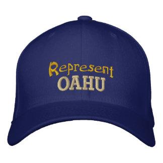 Represent Oahu Cap Embroidered Cap