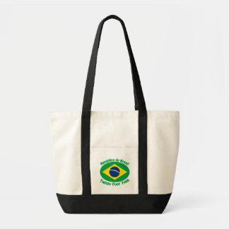 Republic Of Brazil - Twinty Foor 7ven Tote Bag