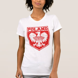 Republic of Poland Eagle Symbol Women's T-Shirt