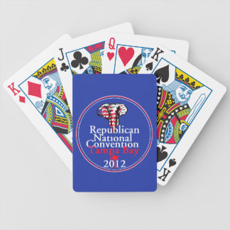 Republican Convention Bicycle Playing Cards