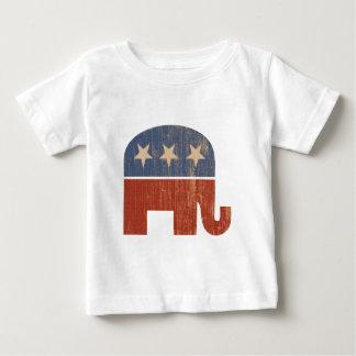 Republican Elephant 2012 Election Baby T-Shirt