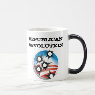 Republican Revolution Magic Mug