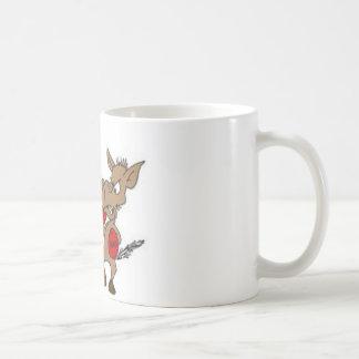Republican-vs-Democrat cartoon Coffee Mug