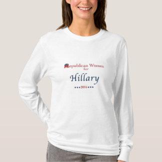 Republican Women for Hillary T-Shirt