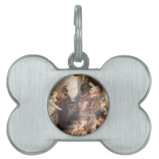 Request of Brabant to Join the Staten by Theodoor Pet ID Tag