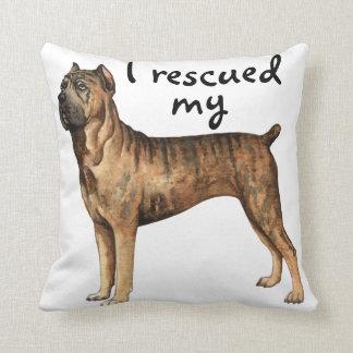 Rescue Cane Corso Cushion