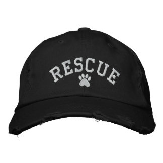 Rescue Cap by SRF Embroidered Hats