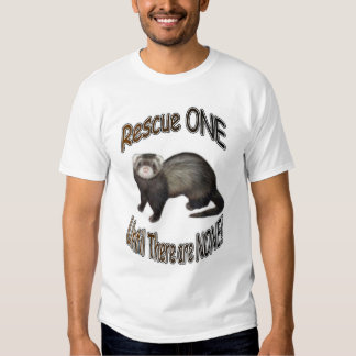 Rescue One Until There are None! T-shirt