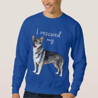 Rescue Swedish Vallhund Sweatshirt