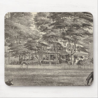 Residence of Dr Robert Laird, Squan, NJ Mouse Pad