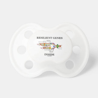 Resilient Genes Inside (DNA Replication) Dummy