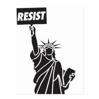 Resist_for_Liberty Postcard