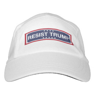 Resist Trump! With PERSISTENCE we will prevail! Hat