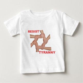 Resist Tyranny T Shirt