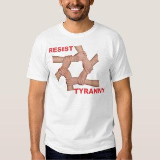 Resist Tyranny Tshirts