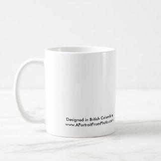 Resting Fawn, Designed in British Columbiawww.A... Coffee Mug