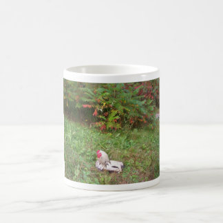 Resting Rooster Coffee Mug