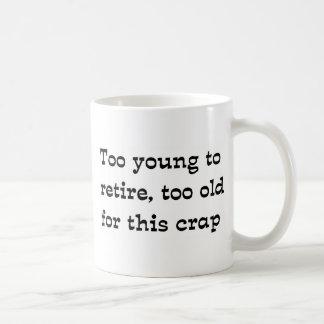 Retire Coffee Mug