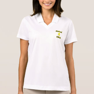 Retired Chick Polo Shirt