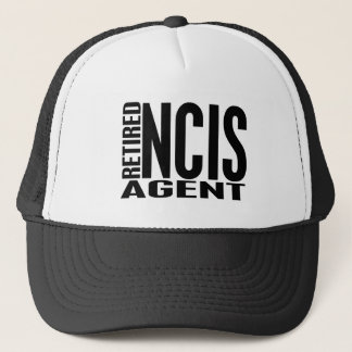 Retired NCIS Agent Trucker Hat