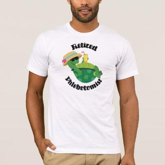 Retired Phlebotomist (Turtle) T-Shirt
