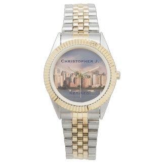 Retired! Wrist Watch Manhattan NYC, Choose Strap
