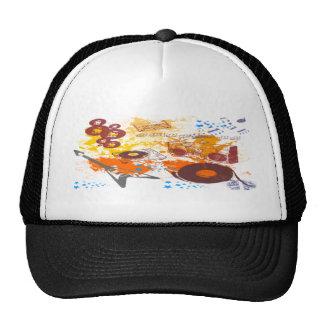 Retro 80 s Music Trucker Hats