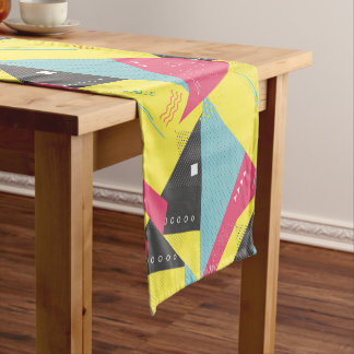 Retro 80's Table Runner